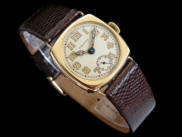 Quality zenith vintage Replica Watches